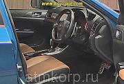 Седан спортивный класс рестайлинг Subaru Impreza WRX STI кузов GVF гв 2014 4WD робег 43 т.км светло Москва