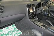 Автомобиль спортивный седан LEXUS  IS F пробег 57 тыс км Москва