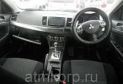 Спортивный седан MITSUBISHI GALANT FORTISкузов CY3A гв 2011 пробег 48 т.км цвет пистолетный металл Москва