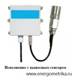 Датчик контроля угарного газа на парковках EnergoM-3001-CO Москва