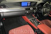 Автомобиль седан LEXUS GS350 пробег 43 тыс км Москва