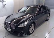 Седан NISSAN FUGA двигатель 3,7 литра Москва