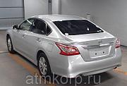Седан премиум класса люкс NISSAN TEANA кузов L33 пробег 69 тыс км цвет серебристый Москва