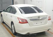 Седан премиум класса люкс NISSAN TEANA кузов L33 пробег 85 тыс км цвет блестящий белый Москва