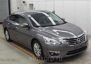 Седан премиум класса люкс NISSAN TEANA кузов L33 пробег 6 тыс км цвет темно-металлический серый Москва