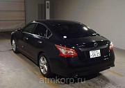 Седан премиум класса люкс NISSAN TEANA кузов L33 пробег 66 тыс км цвет черный Москва