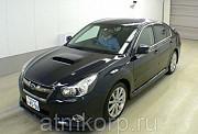 Седан спортивный рестайлинг SUBARU LEGACY B4 кузов BMG 5-е поколение гв 2012 turbo 4WD пробег 107 т. Москва