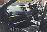 Седан спортивный рестайлинг тюнинг SUBARU LEGACY B4 кузов BMG гв 2013 turbo 4WD пробег 104 т.км темн Москва