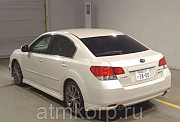 Седан спортивный премиум рестайлинг SUBARU LEGACY B4 кузов BMG гв 2012 turbo 4WD пробег 53 т.км белы Москва