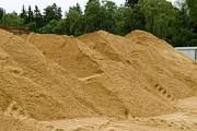 Продажа и доставка строительного песка. Ижевск