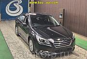 Седан спортивный премиум класса люкс SUBARU LEGACY B4 гв 2015 4WD пробег 34 т.км серый Москва