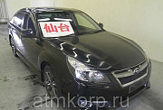 Седан спортивный премиум класса люкс SUBARU LEGACY B4 кузов BMM гв 2013 рестайлинг 4WD пробег 81 т.к Москва