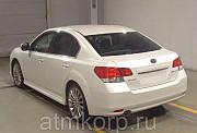 Седан спортивный премиум класса люкс SUBARU LEGACY B4 кузов BMM гв 2012 рестайлинг 4WD пробег 93 т.к Москва