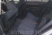Седан спортивный премиум класса люкс SUBARU LEGACY B4 гв 2013 рестайлинг 4WD пробег 90 т.км серебрис Москва