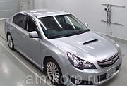 Седан спортивный SUBARU LEGACY B4 кузов BM9 5-е поколение гв 2011 turbo 4WD пробег 64 т.км ледяной с Москва