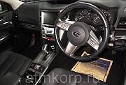Седан спортивный премиум SUBARU LEGACY B4 кузов BM9 5-е поколение гв 2011 turbo 4WD пробег 45 т.км п Москва