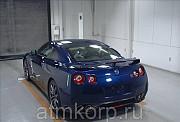 Купе NISSAN GT-R цвет темно-синий Москва