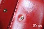 Кошелек женский новый capika италия кожа красный кожаный аксессуары женские сумки размер средний мал Москва