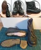 Замена подошвы на обуви Москва
