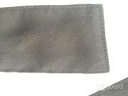 Пояс лента ткань черная аксессуар на волосы голову ремень 12 см ширина украшение бижутерия мода стил Москва