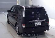 Минивэн TOYOTA ISIS 7 мест цвет пурпурный Москва