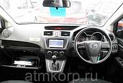 Минивэн 3 поколение MAZDA PREMACY кузов CWFFW год выпуска2013 салон 7 мест пробег 100 т.км цвет тем Москва