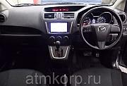 Минивэн 3 поколение MAZDA PREMACY кузов CWFFW год выпуска2013 салон 7 мест пробег 80 тыс км цвет бр Москва