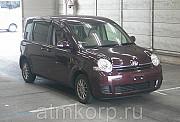 Минивэн TOYOTA SIENTA 7 мест полный привод 4 wd цвет чайный Москва
