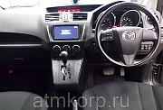 Минивэн 3 поколение MAZDA PREMACY кузов CWEAW гв 2013 полный привод 7 мест пробег 106 т.км темно сер Москва