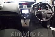 Минивэн 3 поколение MAZDA PREMACY кузов CWEAW гв 2014 полный привод 7 мест пробег 104 т.км темно сер Москва