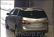 Минивэн 3 поколение MAZDA PREMACY кузов CWEAW год выпуска2013 полный привод 7 мест пробег 85 т.км ц Москва