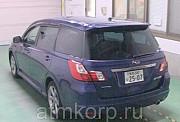 Минивэн 7-ми местный рестайлинг SUBARU EXIGA гв 2012 4WD пробег 98 тыс км цвет синий Москва
