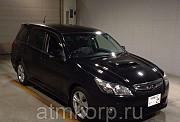 Минивэн 7-ми местный рестайлинг SUBARU EXIGA кузов YA5 гв 2014 4WD пробег 77 тыс км цвет черный Москва