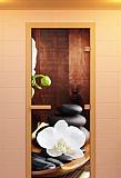 Эффектные деревянные и стеклянные двери для бань и саун в Барнауле Барнаул