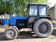 Трактор МТЗ, отвал, ВОМ, отличное состояние Санкт-Петербург