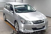 Минивэн 7-ми местный рестайлинг SUBARU EXIGA кузов YA9 гв 2011 4WD пробег 32 тыс км цвет серебристый Москва