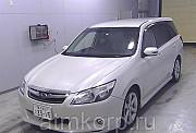 Минивэн 7-ми местный рестайлинг SUBARU EXIGA кузов YA9 гв 2012 4WD пробег 58 тыс км цвет белый жемчу Москва