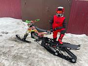 Сноубайк Гусеница на мотоцикл 250 куб.см. Monotrack 22-28 Самара