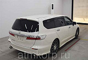 Минивэн 4WD 7 мест Honda Odyssey кузов RB4 рестайлинг M Aero Package гв 2012 пробег 175 т.км белый Москва