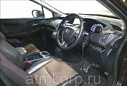 Минивэн 4WD 7 мест Honda Odyssey кузов RB4 Absolute Navi Package гв 2011 пробег 90 т.км коричневый Москва