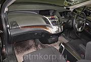 Минивэн 4WD 7 мест Honda Odyssey кузов RB4 рестайлинг M S гв 2012 пробег 136 т.км пурпурный Москва