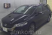 Минивэн 4WD 7 мест Honda Odyssey кузов RB4 четвертого поколения Absolute гв 2011 пробег 138 т.км чер Москва