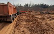 Доставка глины Нововоронеж, купить глину и привезти глину в Нововоронеже в Воронежскую область Воронеж