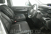 Минивен HONDA STEP WAGON кузов RP4 гв 2015 пробег 106 тыс км (без пробега по РФ) цвет серебристый Москва