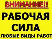 Грузчики, разнорабочие, переезды Смоленск