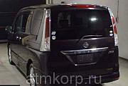 Минивэн 8 мест NISSAN SERENA кузов FC26 пробег 88 тыс км цвет коричневый Москва