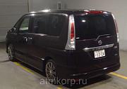 Минивэн 8 мест NISSAN SERENA кузов FC26 пробег 61 тыс км цвет темно-пурпурный Москва