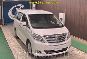 Автомобиль минивэн класса люкс TOYOTA ALPHARD Москва