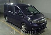 Минивэн 5-го поколения 4WD 7 мест Honda STEP WAGON SPADA кузов RP4 гв 2016 пробег 126 т.км пурпурный Москва