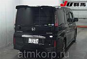 Минивэн 5-го поколения 4WD 7 мест Honda STEP WAGON SPADA кузов RP4 гв 2015 пробег 76 т.км черный Москва